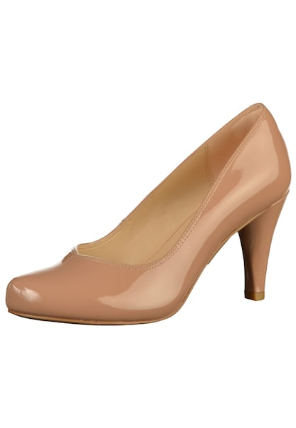 Pumps für Frauen - CLARKS Pumps pastellorange  - Onlineshop ABOUT YOU