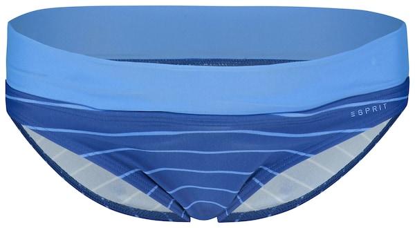 Bademode - Bikini Hose › Esprit Maternity › blau  - Onlineshop ABOUT YOU