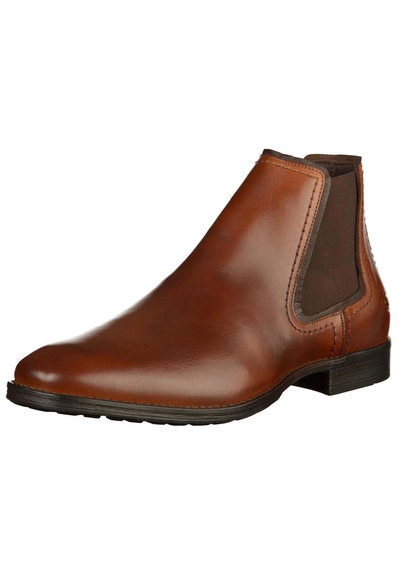 Stiefelette | Schuhe > Boots > Stiefel | Cognac | camel active