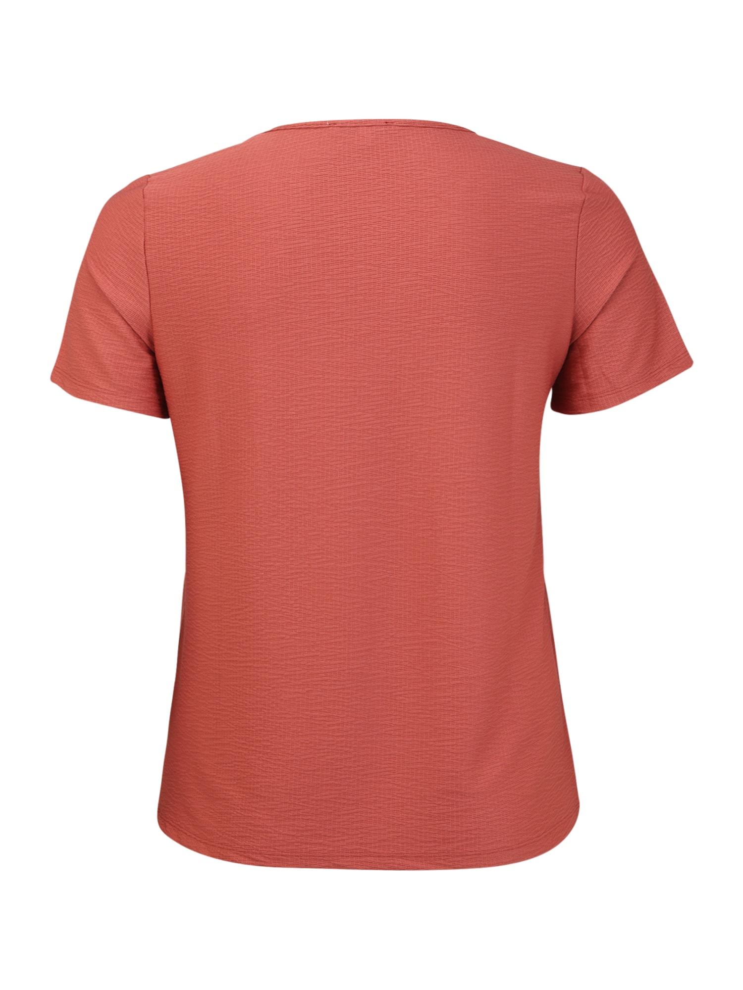 ABOUT YOU Curvy T-shirt 'Alexis'  rosé / rosa