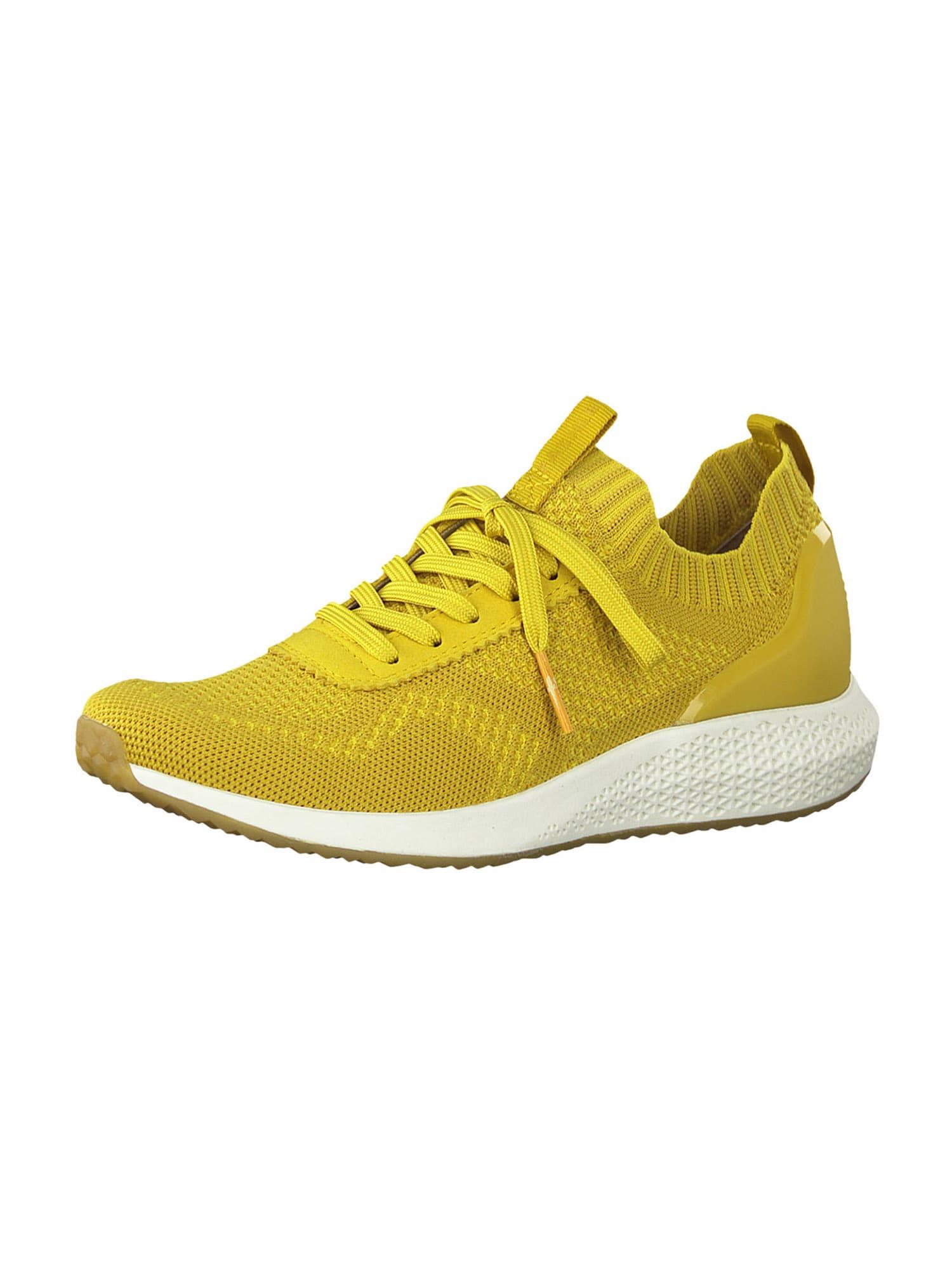 Tamaris Fashletics Sneaker geltona