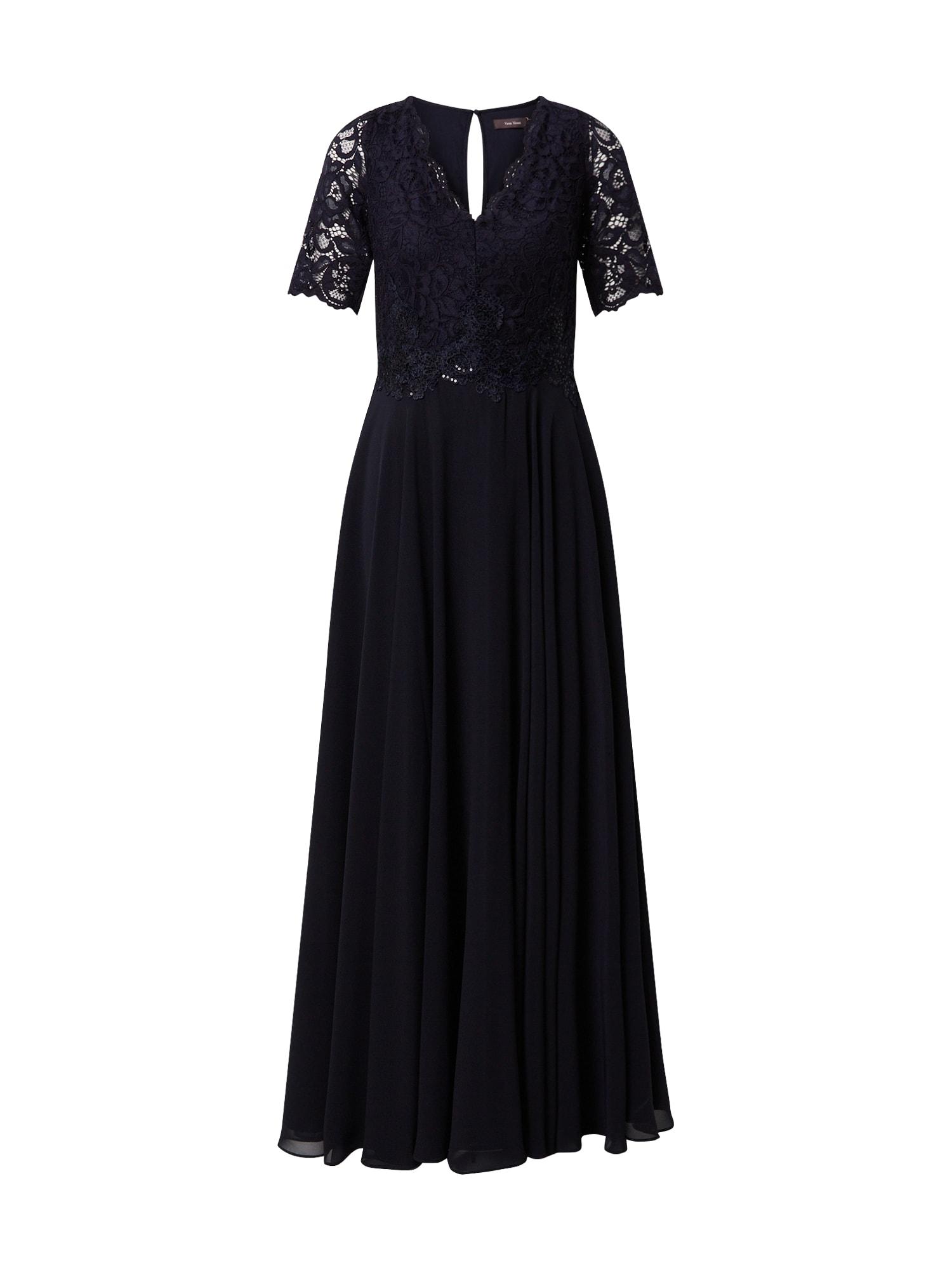 Vera Mont Vakarinė suknelė nakties mėlyna