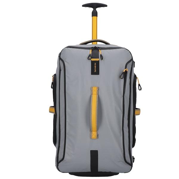 Reisegepaeck für Frauen - SAMSONITE Reisetasche 'Paradiver' gelb grau schwarz  - Onlineshop ABOUT YOU