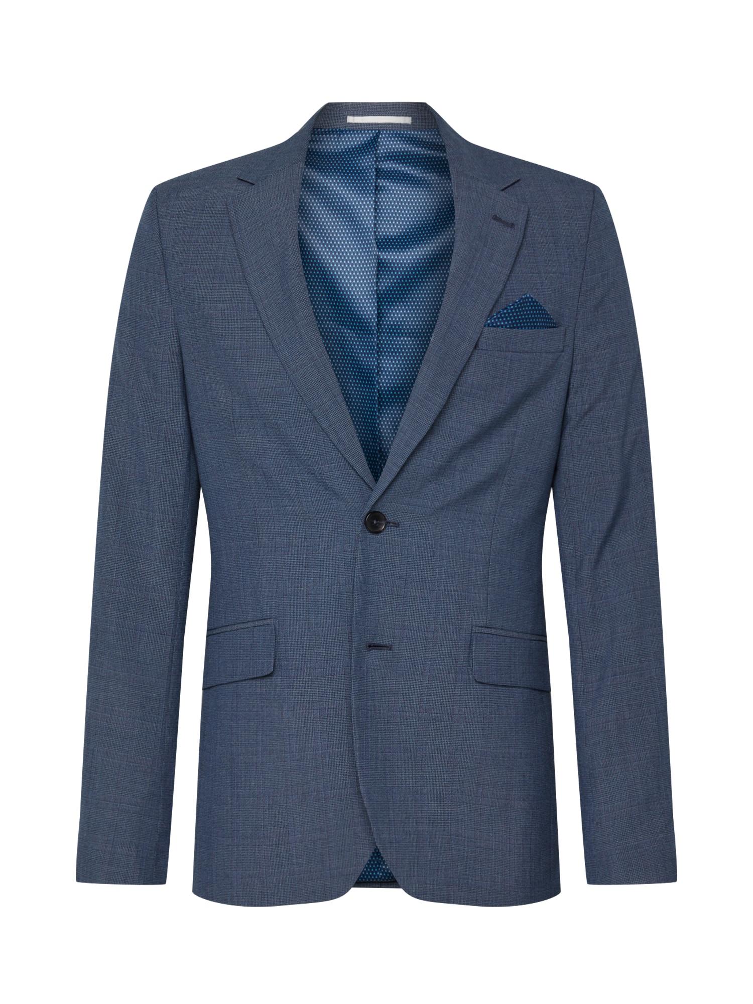 BURTON MENSWEAR LONDON Dalykinio stiliaus švarkas mėlyna