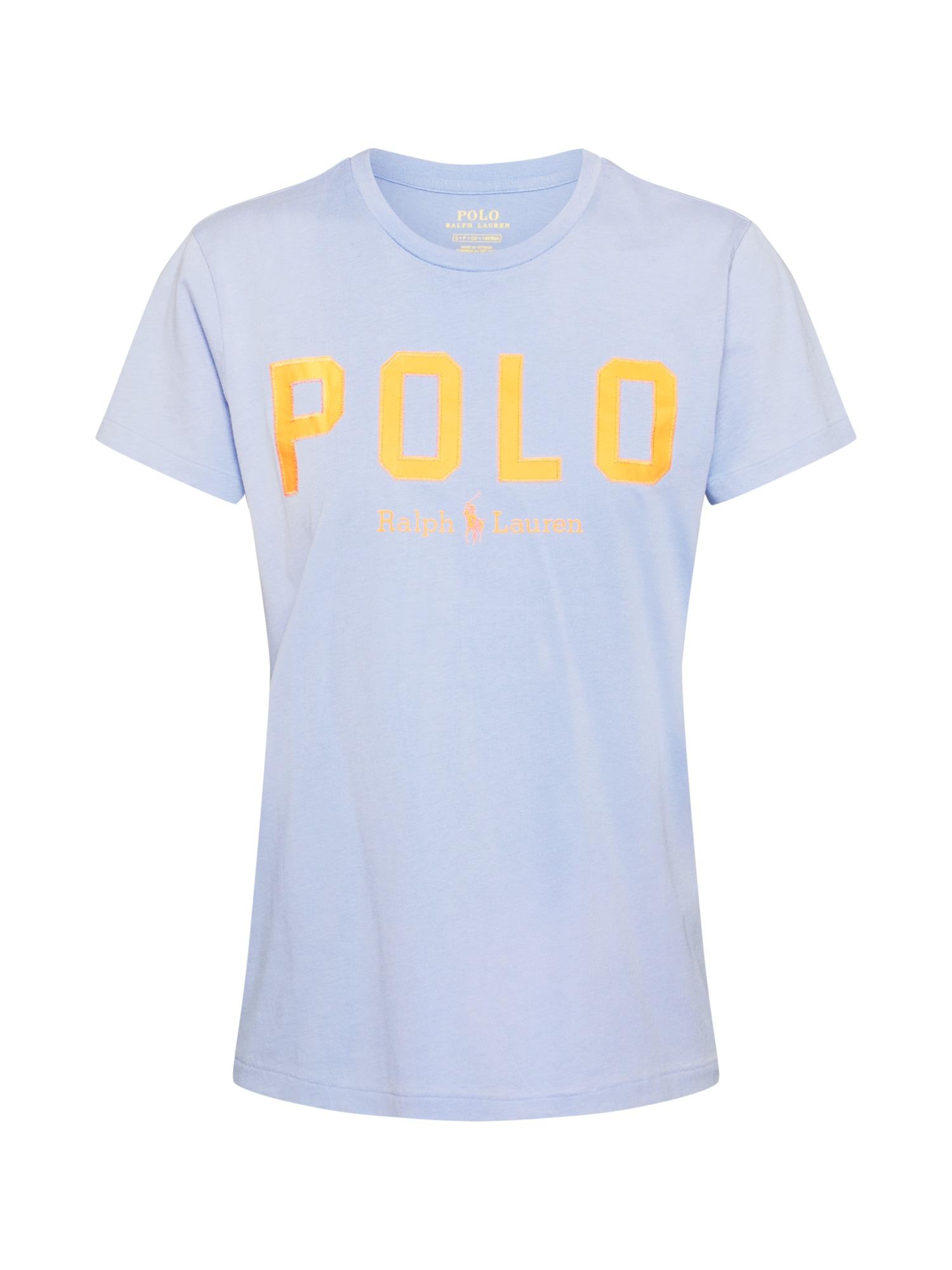 POLO RALPH LAUREN Tricou  albastru