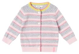 Noppies Kinder,Mädchen Strickjacke Faedis gelb,grau,rosa | 08715141332928
