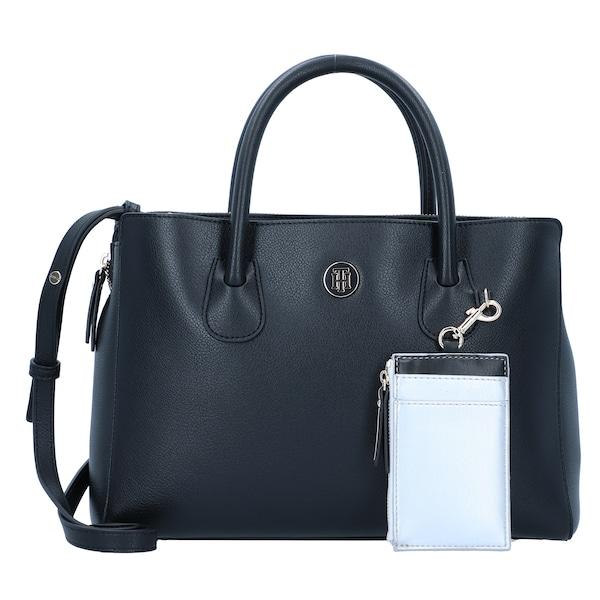 Handtaschen für Frauen - TOMMY HILFIGER Handtasche schwarz  - Onlineshop ABOUT YOU