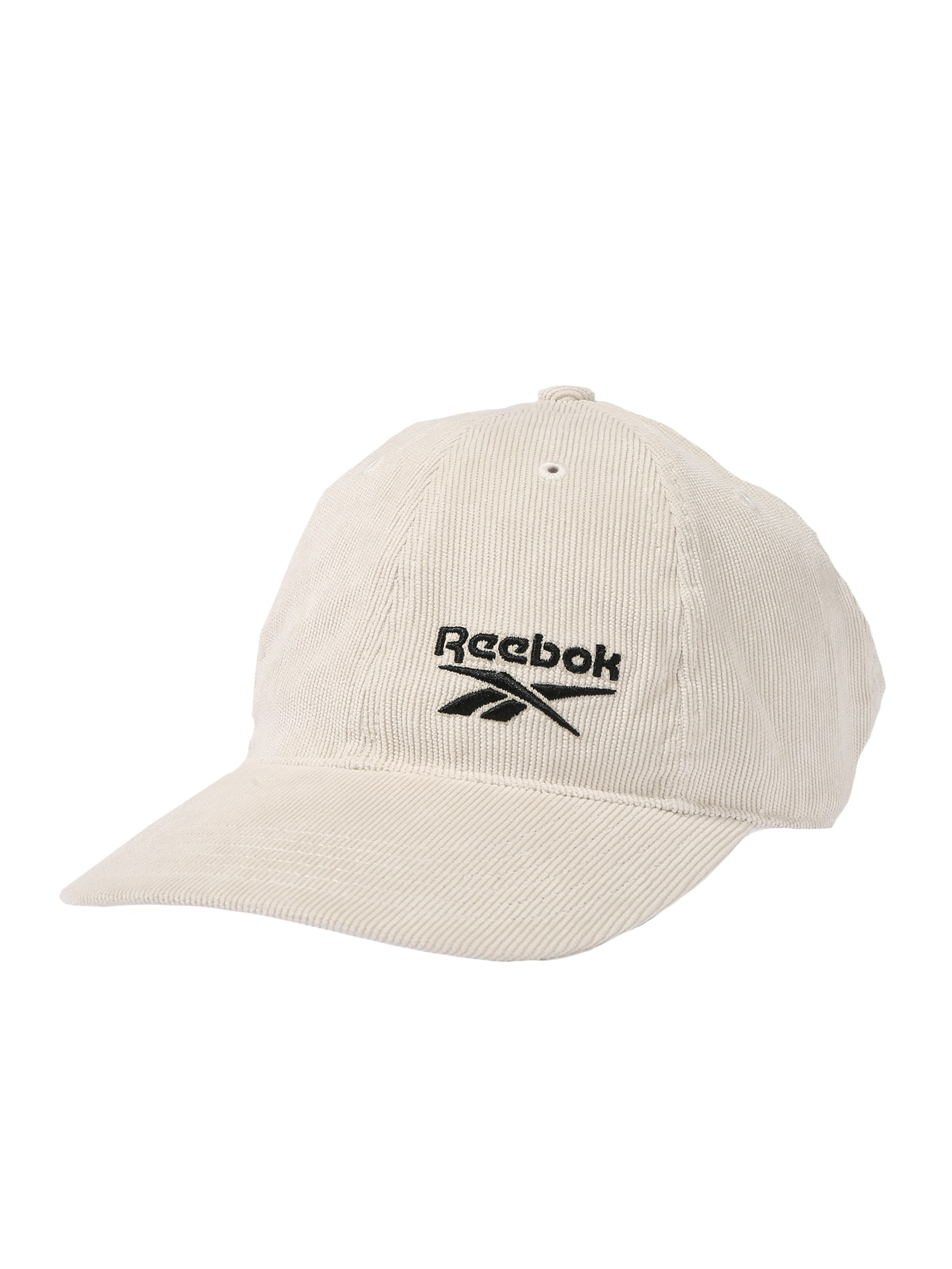 Reebok Classic Čiapka 'CL Corduroy Cap'  krémová