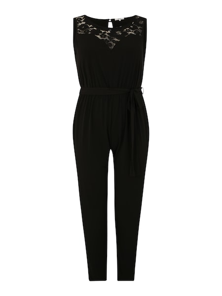 Hosen - Overall 'Branka' › ABOUT YOU Curvy › schwarz  - Onlineshop ABOUT YOU