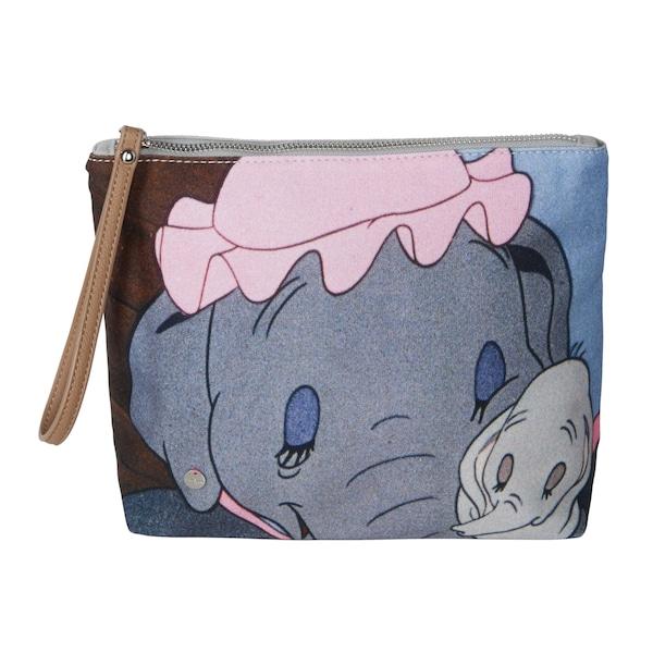 Clutches für Frauen - CODELLO Clutch mit Dumbo Motiv hellgrau  - Onlineshop ABOUT YOU