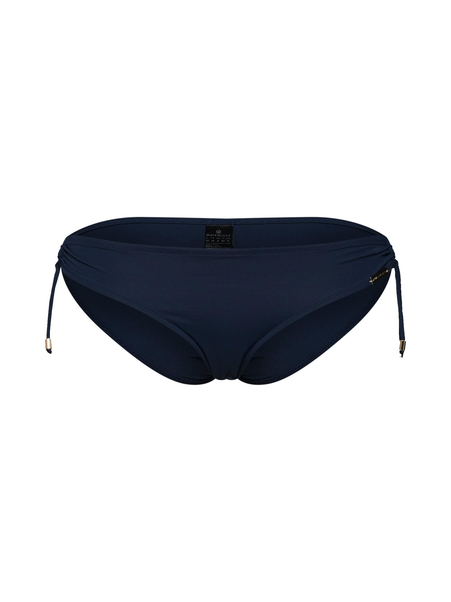 Spodní díl plavek tmavě modrá Watercult