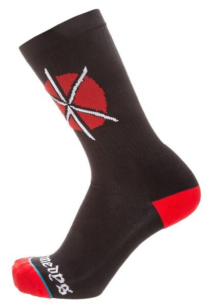 Socken - Socken › Stance › braun rot  - Onlineshop ABOUT YOU