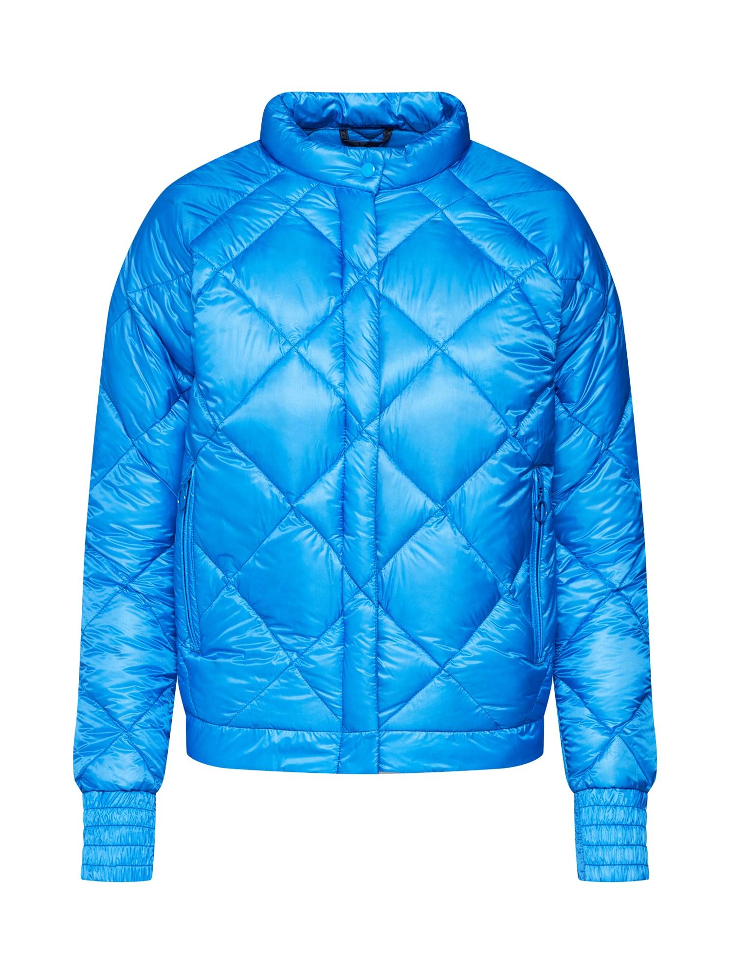 Zimní bunda Valbo modrá PYRENEX