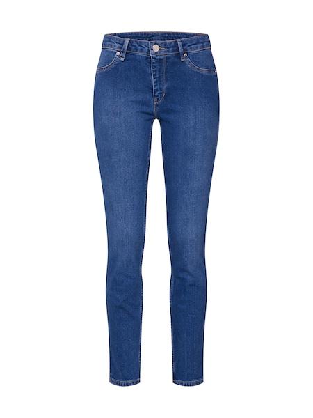 Hosen für Frauen - Jeans '2ND Jolie Wauw Cropped' › 2NDDAY › blue denim  - Onlineshop ABOUT YOU