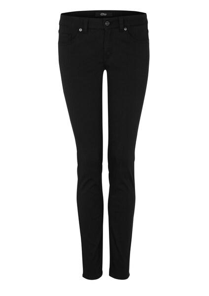 Hosen - Jeans › s.Oliver BLACK LABEL › schwarz  - Onlineshop ABOUT YOU