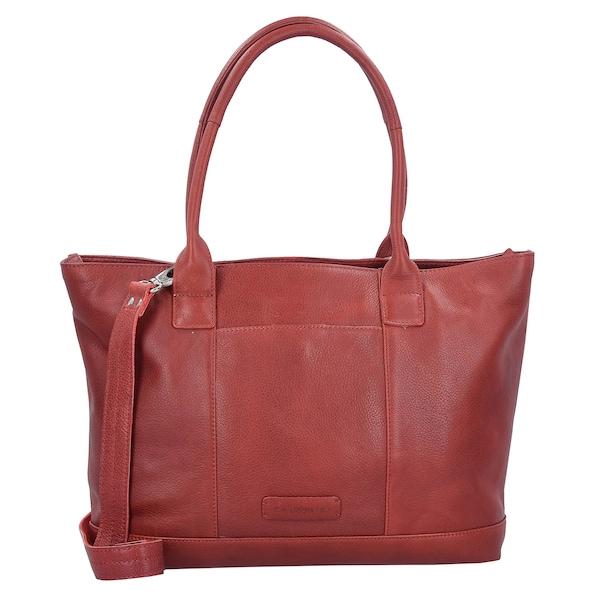 Businesstaschen für Frauen - Plevier Aktentasche rot  - Onlineshop ABOUT YOU
