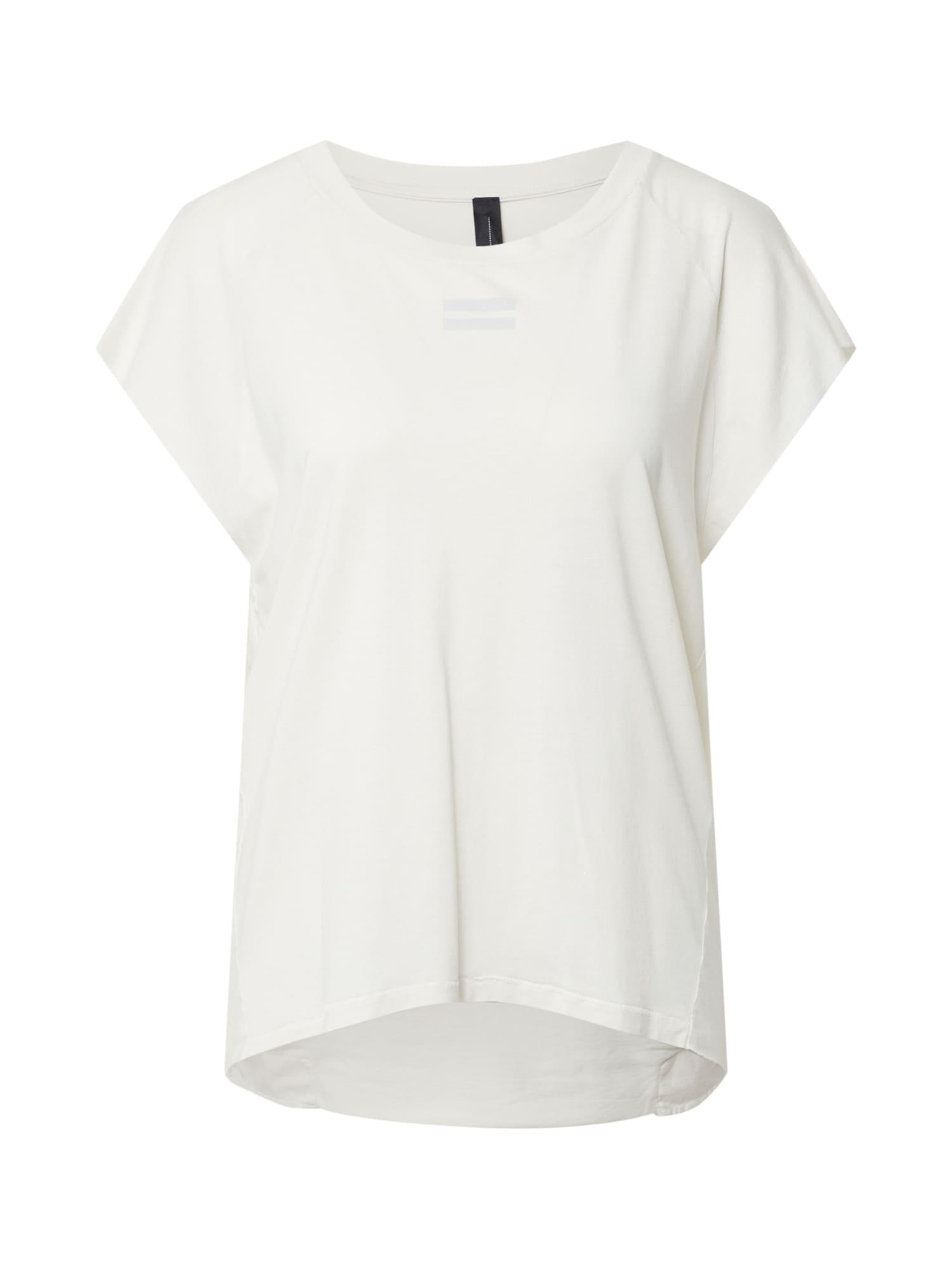 10Days Tričko  bílá