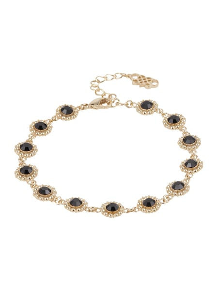 Armbaender - Armband 'Petite Kate' › LILY AND ROSE › gold schwarz  - Onlineshop ABOUT YOU
