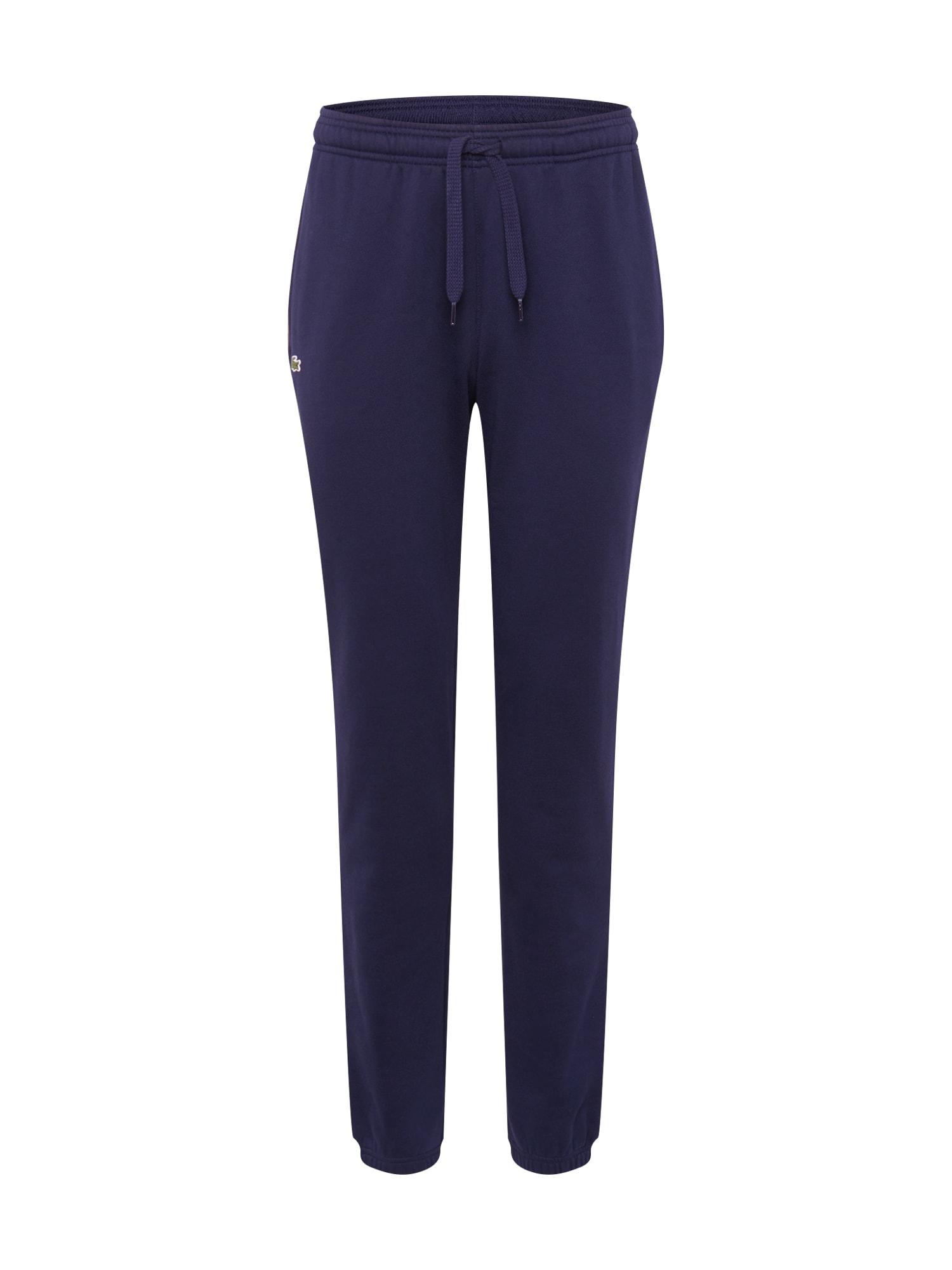 Lacoste Sport Sportovní kalhoty  tmavě modrá