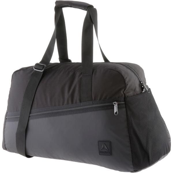 Sporttaschen für Frauen - REEBOK Sporttasche 'Active' schwarz  - Onlineshop ABOUT YOU