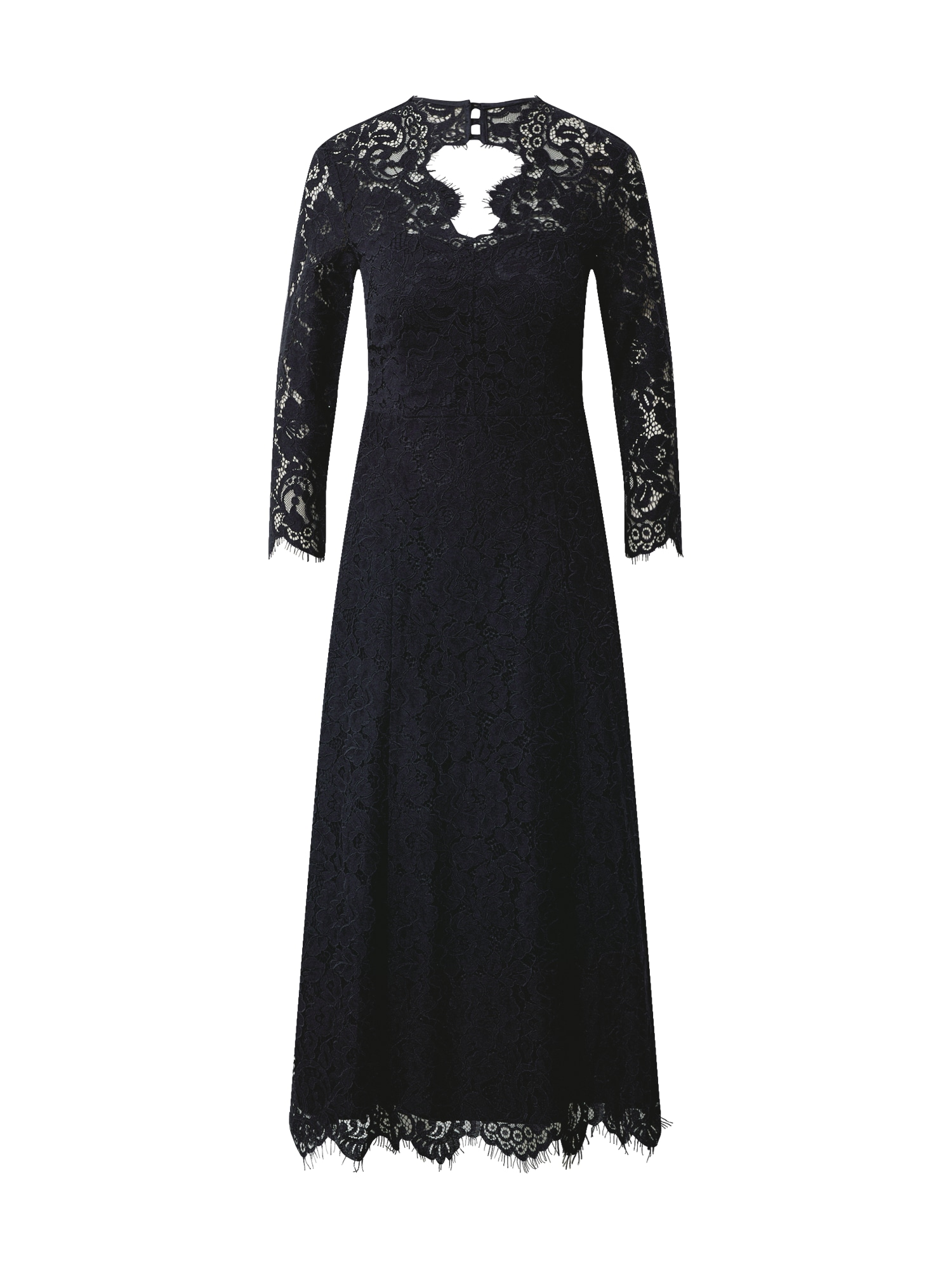 IVY & OAK Kokteilinė suknelė tamsiai mėlyna