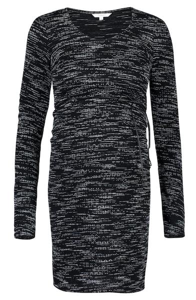 Schwangerschaftsmode - Kleid 'Tari' › Noppies › schwarzmeliert  - Onlineshop ABOUT YOU