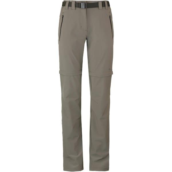 Hosen für Frauen - Zipphose › CMP › stone  - Onlineshop ABOUT YOU