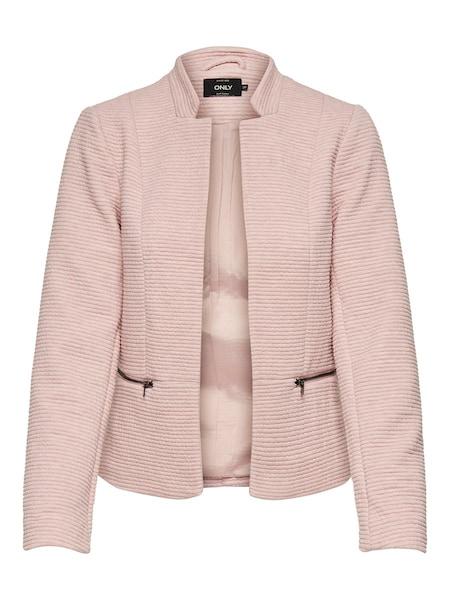 Jacken für Frauen - Blazer 'Link Maddy' › ONLY › rosa  - Onlineshop ABOUT YOU