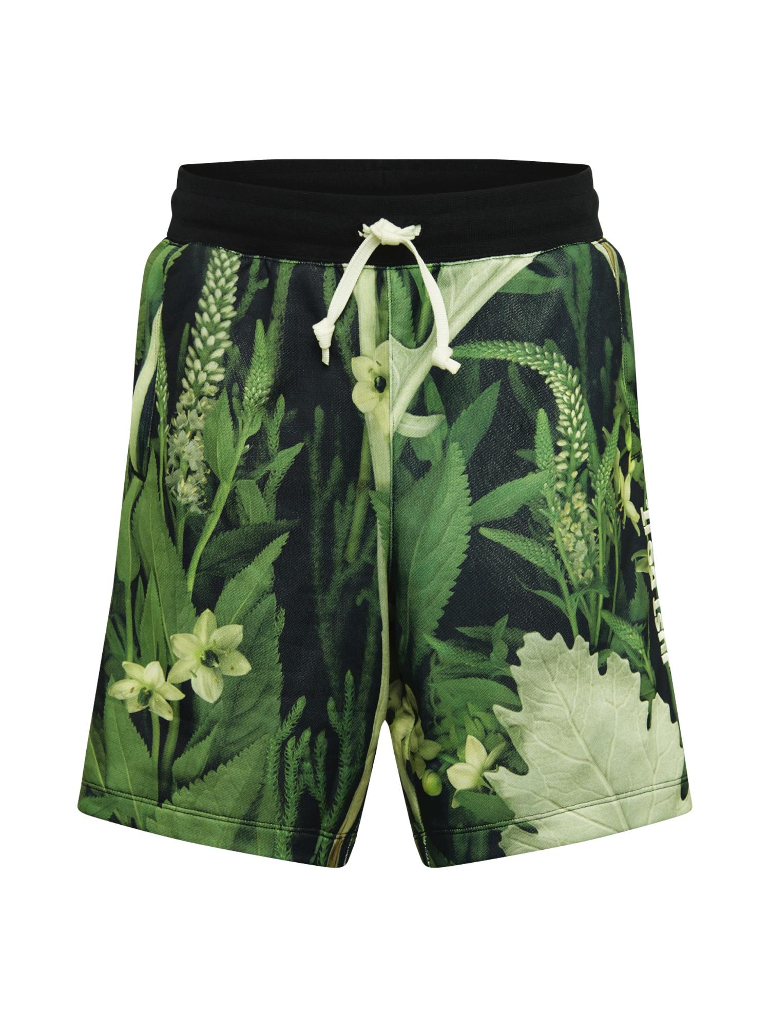 Nike Sportswear Kelnės 'Alumni' alyvuogių spalva / žalia