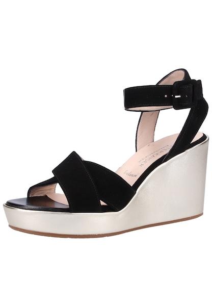 Sandalen für Frauen - PETER KAISER Sandalen schwarz  - Onlineshop ABOUT YOU