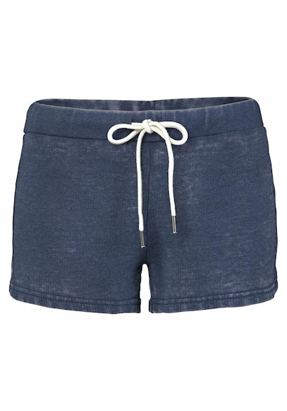 Hosen für Frauen - BENCH Shorts nachtblau  - Onlineshop ABOUT YOU