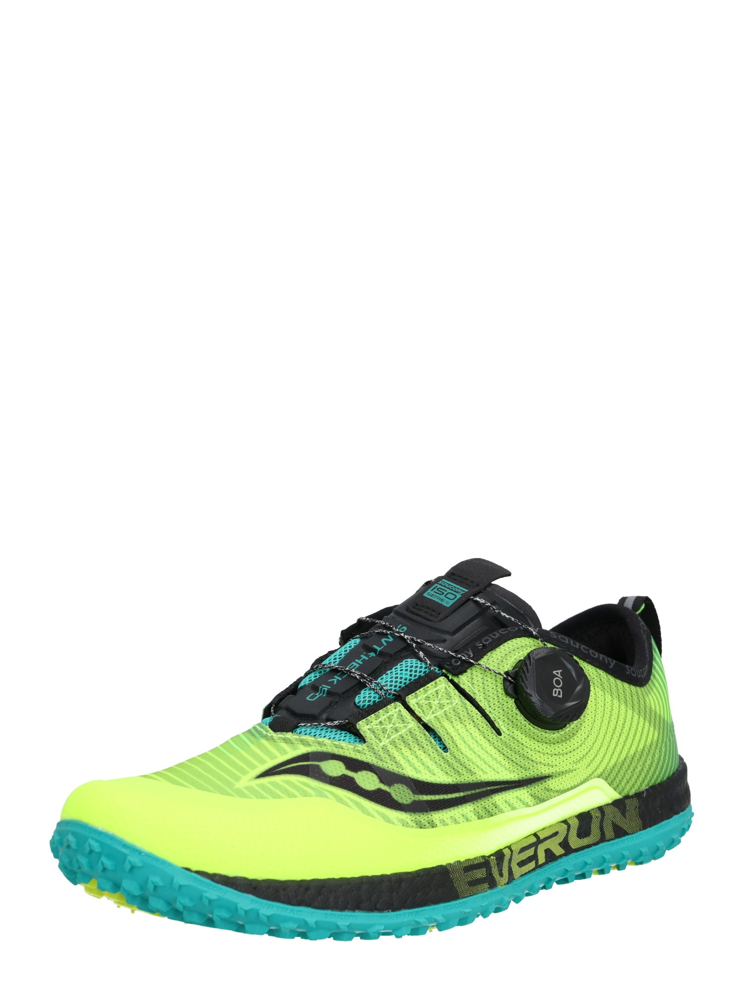 saucony Športová obuv 'SWITCHBACK ISO '  modré / žlté