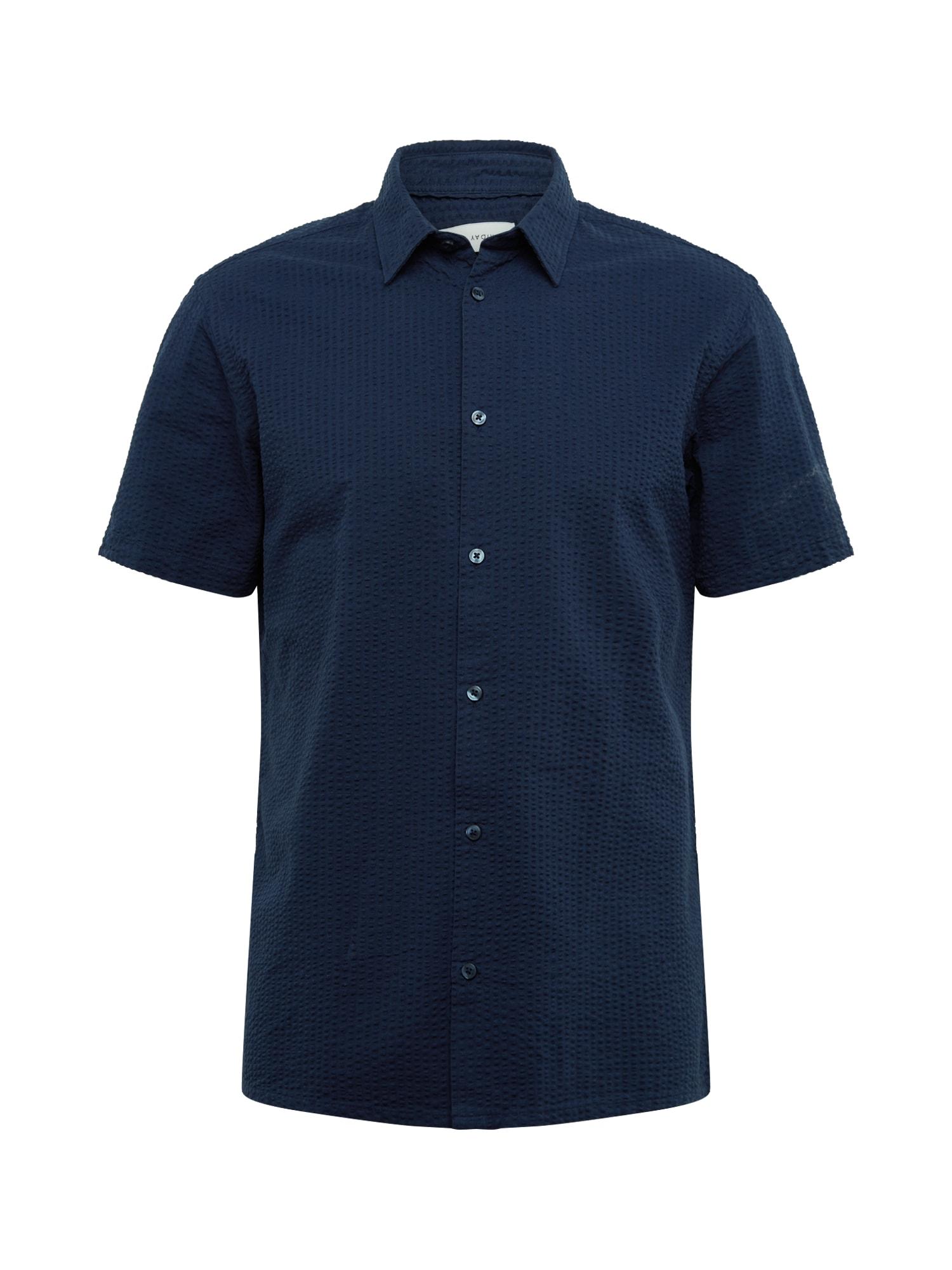Casual Friday Košile  námořnická modř