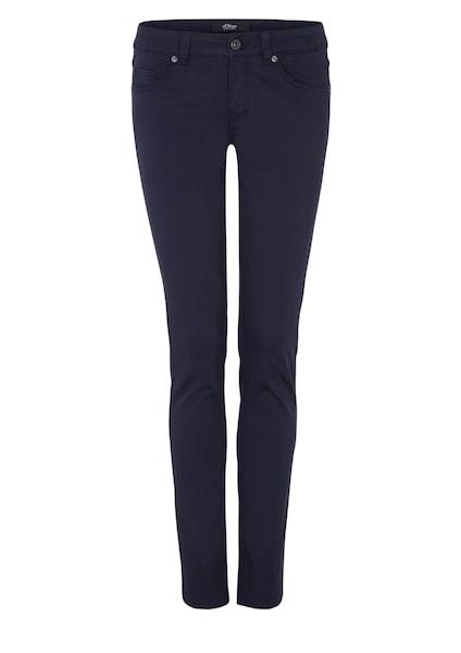 Hosen - Jeans › s.Oliver BLACK LABEL › blue denim  - Onlineshop ABOUT YOU