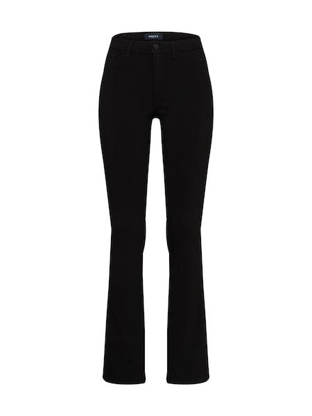 Hosen für Frauen - PIECES Hose schwarz  - Onlineshop ABOUT YOU