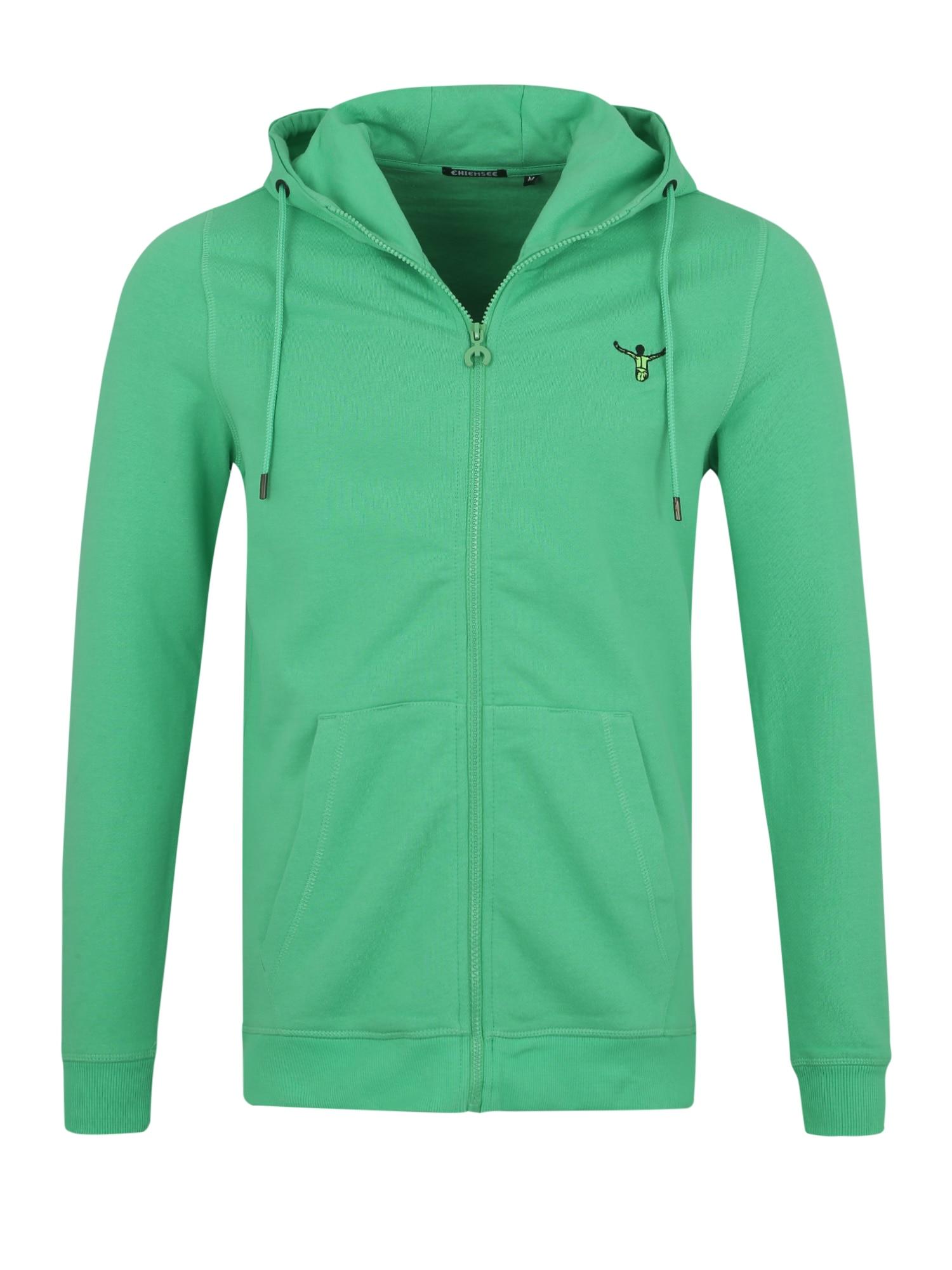 CHIEMSEE Sportinis džemperis žalia