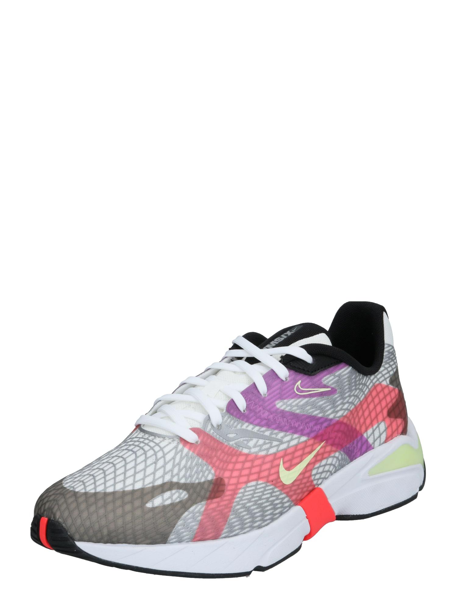 Nike Sportswear Sportbačiai be auliuko 'Ghoswift' purpurinė / rožinė / balta