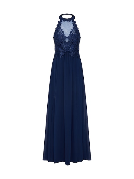 Festtagsmode für Frauen - SUDDENLY Princess Abendkleid navy  - Onlineshop ABOUT YOU
