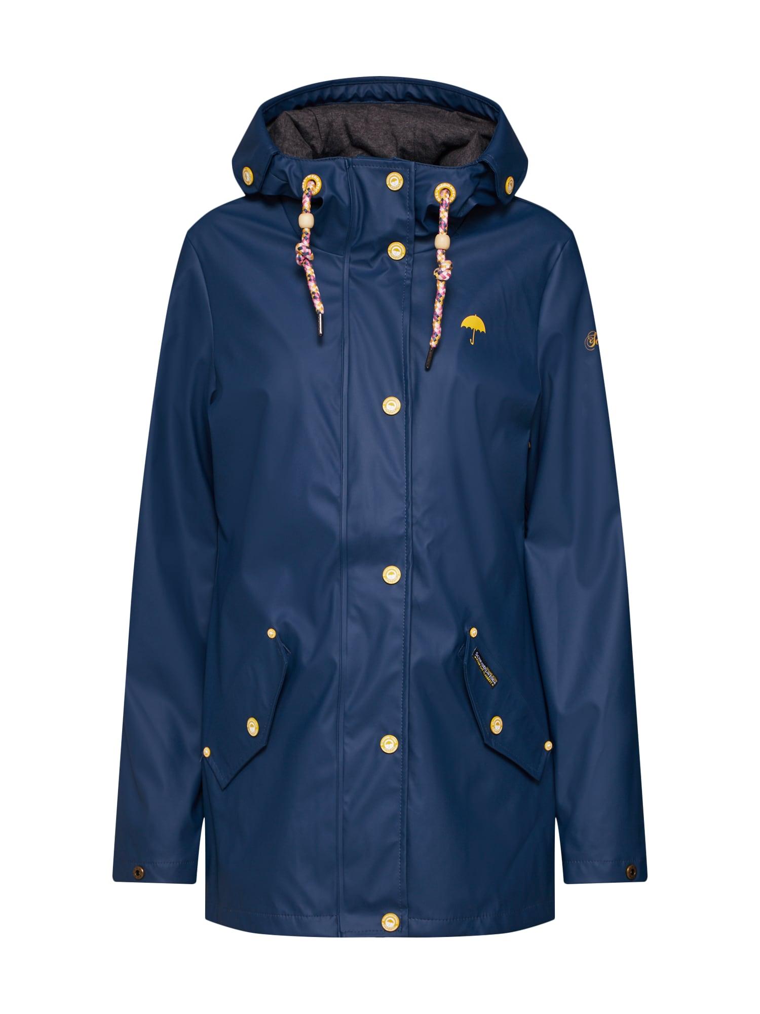 Přechodná bunda tmavě modrá Schmuddelwedda