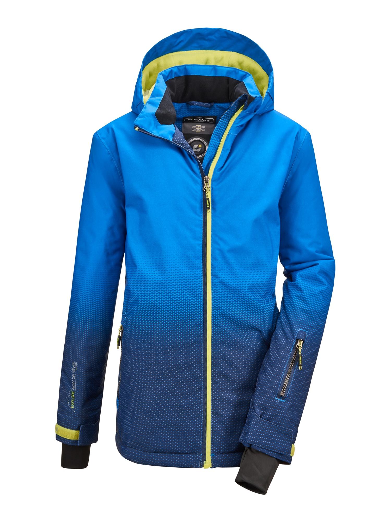 KILLTEC Sportovní bunda 'Lynge'  královská modrá / tmavě modrá