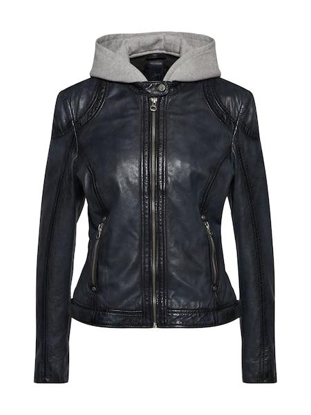 Jacken für Frauen - Gipsy Jacke 'Angy' nachtblau graumeliert  - Onlineshop ABOUT YOU
