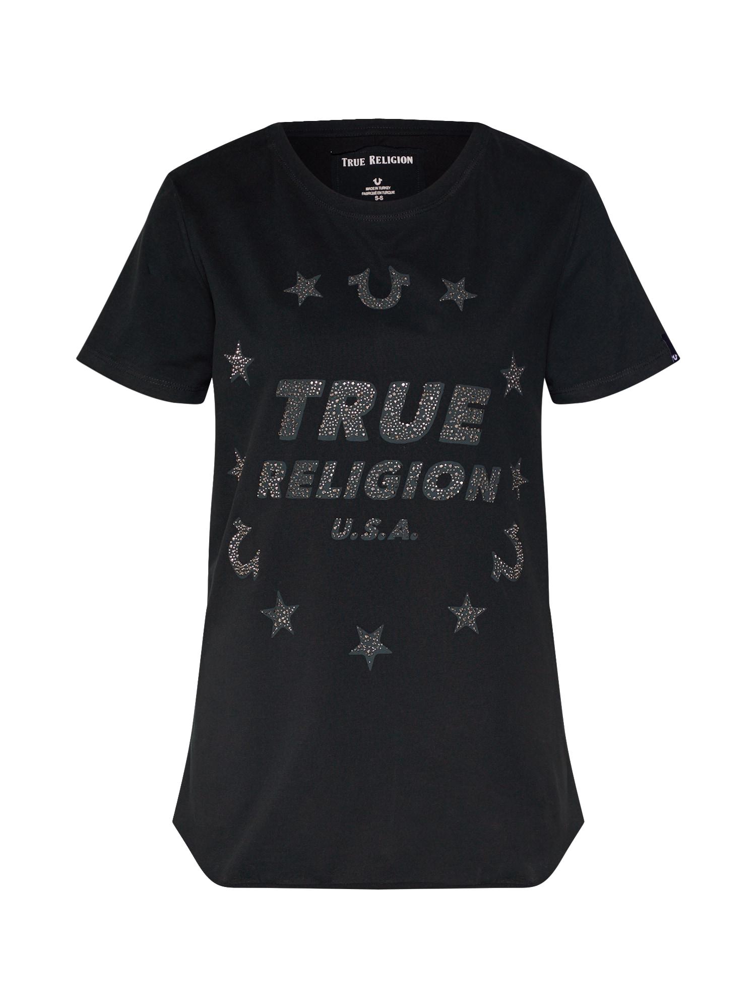 Tričko Stars černá True Religion
