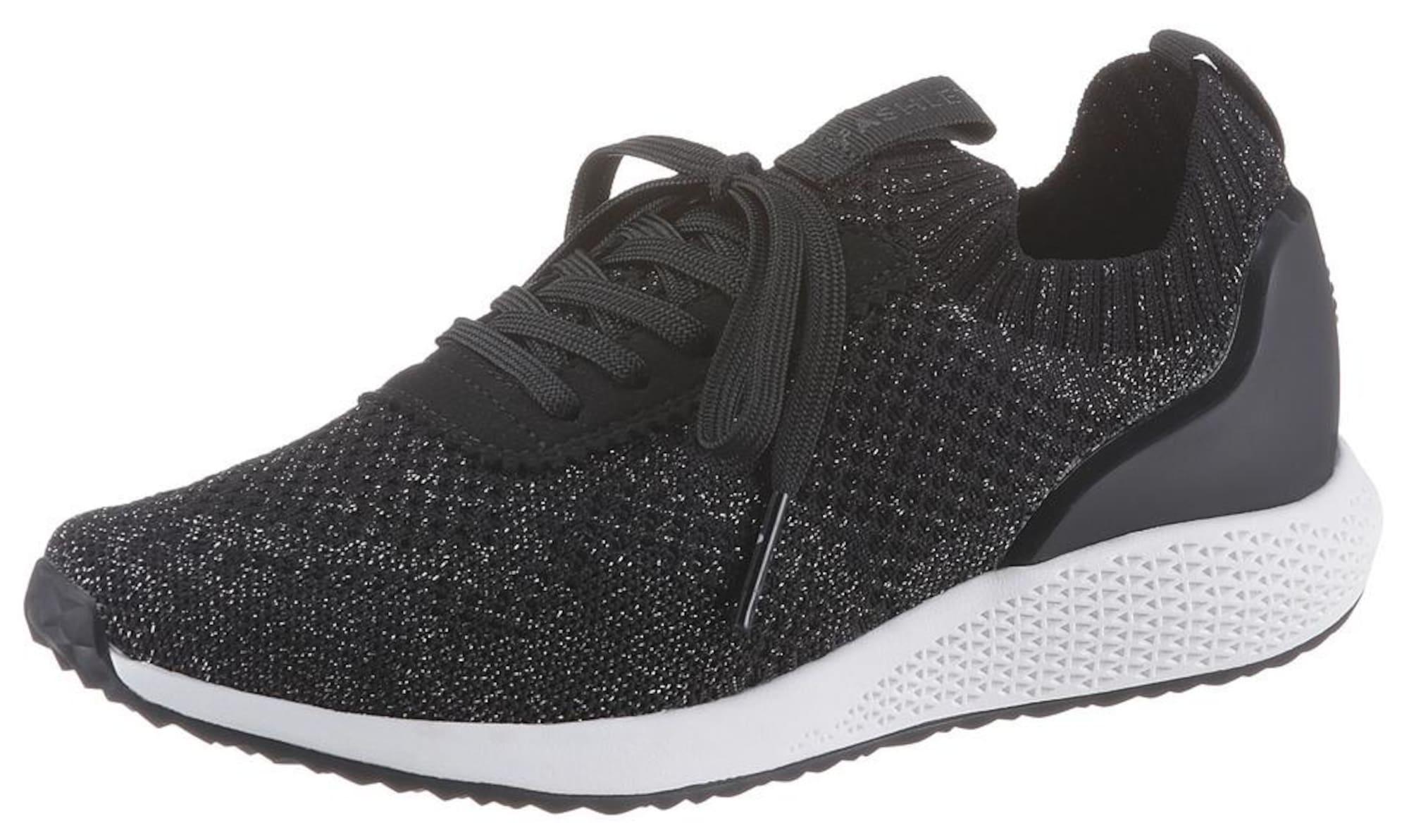 Tamaris Fashletics Sneaker juoda