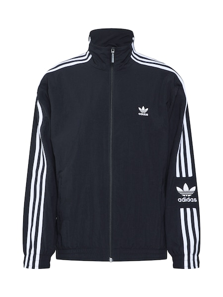 Jacken - Jacke 'Lock UP TT' › ADIDAS ORIGINALS › weiß schwarz  - Onlineshop ABOUT YOU