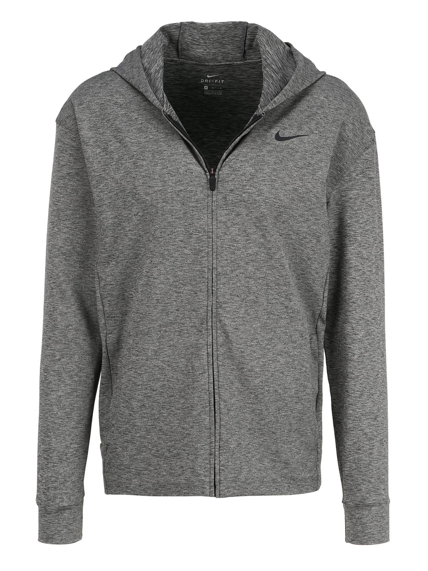 NIKE Sportinis džemperis pilka