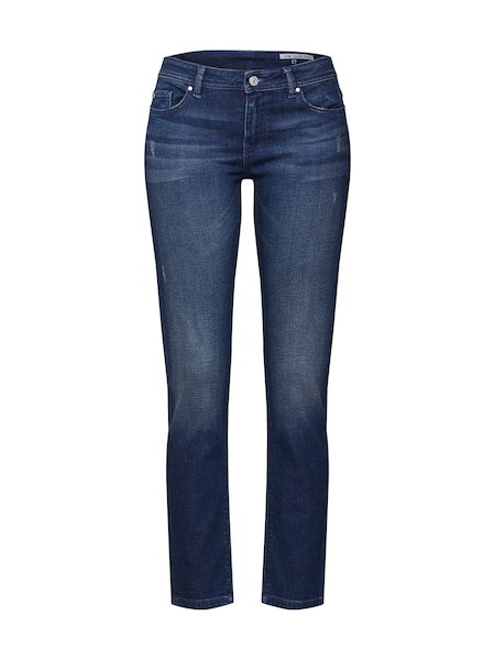 Hosen - Jeans 'OCS LR Slim' › EDC BY ESPRIT › blue denim dunkelblau  - Onlineshop ABOUT YOU