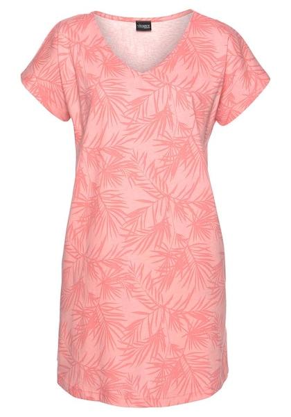 Waesche für Frauen - Nachthemd › VIVANCE › lachs pastellpink  - Onlineshop ABOUT YOU