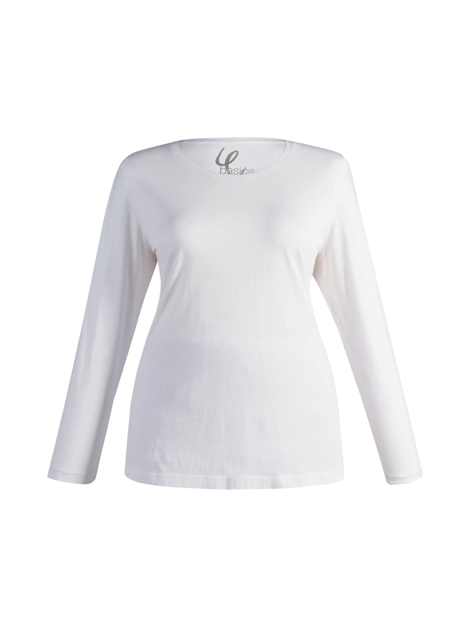 Ulla Popken Marškinėliai balta
