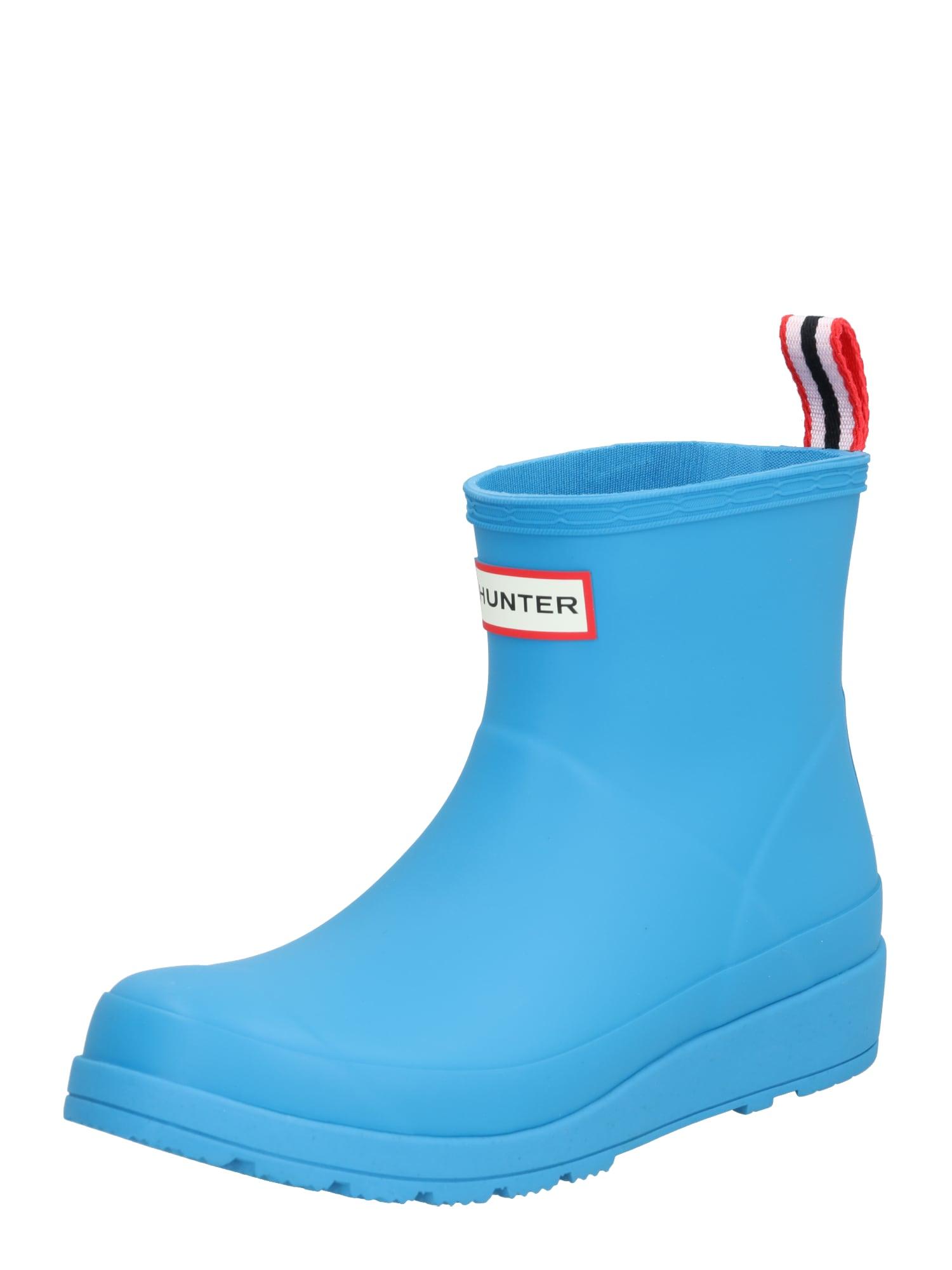 HUNTER Guminiai batai 'Play' mėlyna