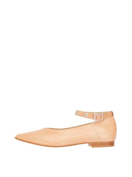 Ballerinas für Frauen - Bianco Ballerinas apricot  - Onlineshop ABOUT YOU